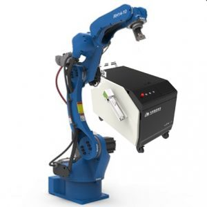 200W laser clean robot data info2